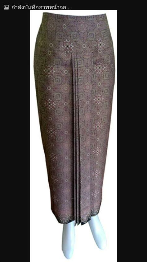 tradisional skirt tradisional skirt pinterest kebaya