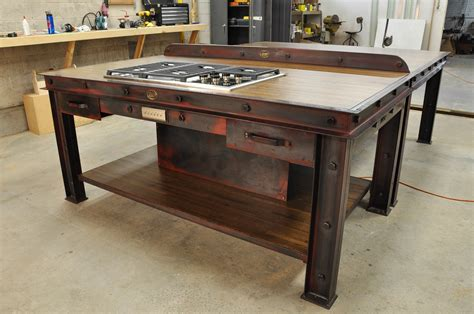 kitchen island on casters vintage industrial kitchen island vintage industrial