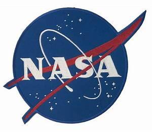 "8' NASA ""Meatball"" Logo Patch"