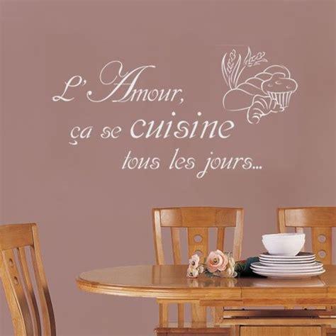 stickers muraux cuisine citation 25 best ideas about armoire murale cuisine on armoires murales de cuisine armoires
