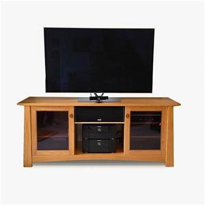 Custom Art39s And Crafts Tv Stand Console Purple Moon
