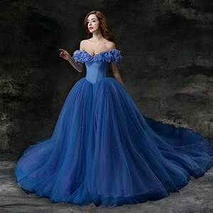 Online Buy Wholesale royal blue wedding dress from China ...