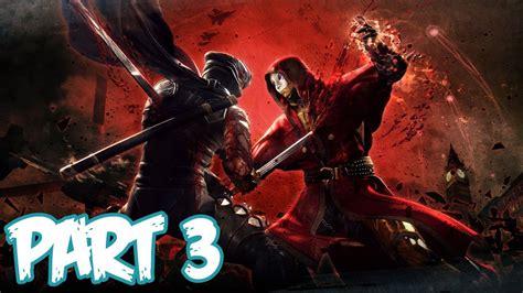 Ninja Gaiden 3 Walkthrough Part 3 Dancer Hacker Boss