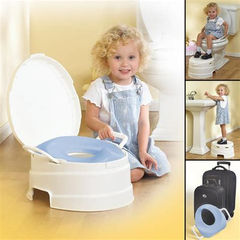 toilet trainer potty step stool set primo