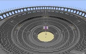 Image Gallery minecraft coliseum