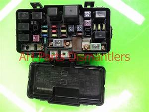 2006 Acura Rsx Engine Fuse Box 38250