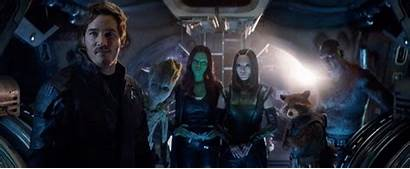 Guardians Galaxy Third Avengers Infinity Gunn Reveals