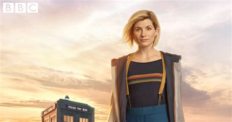 Doctor Who Wallpaper Tardis Head 39 S Up Whovians Jodie Whittaker 39 S 13th Doctor Has A Costume Now