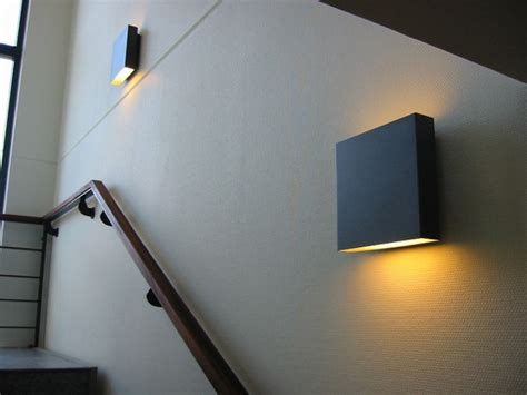 wall lights design awesome stair wall lights design