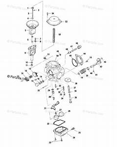 Polaris Atv 2000 Oem Parts Diagram For Carburetor