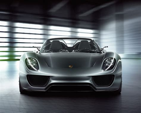Beautiful Concept Cars The Porsche 918 Spyder My Car Heaven