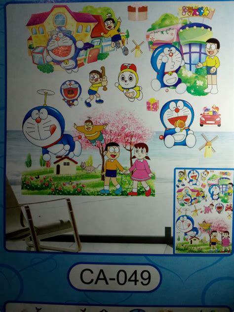 Wall Sticker Stiker Dinding 5d 107 harga wallpaper dinding 3d doraemon wallpaper dinding