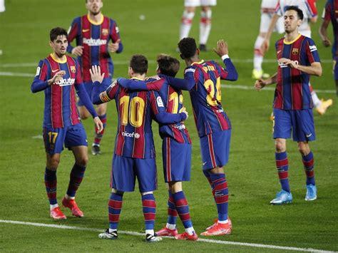 Preview: Barcelona vs. Elche - prediction, team news ...