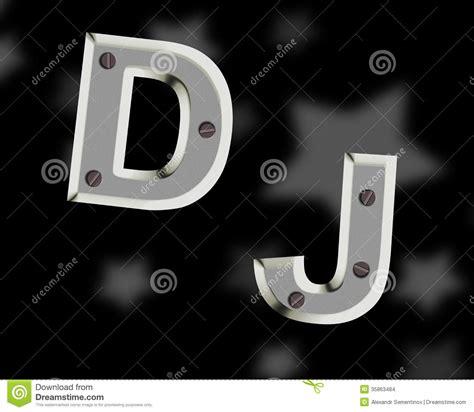 dj logo stock images image