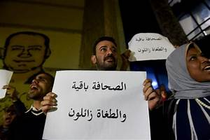 Egyptian journalist's health deteriorating in prison, says ...