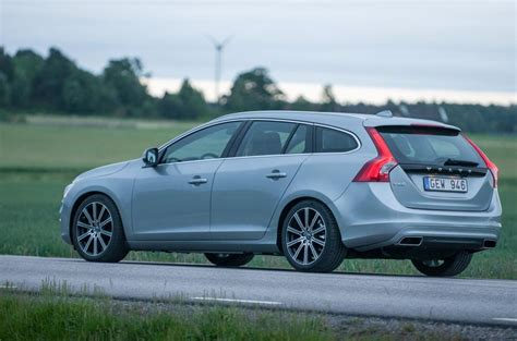 2014 Volvo V60 D4 first drive review review | Autocar