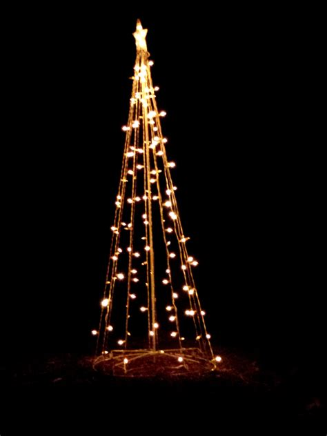 how to do christmas lights on trees working photos from the field to your house outdoor