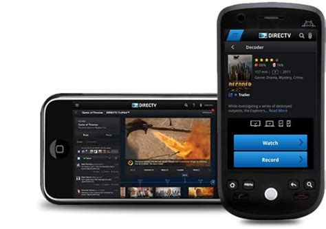 directv app for iphone directv everywhere mobile apps for directv