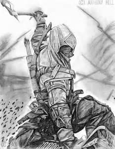 Assassin's Creed 3 Drawing