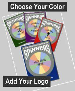 Spinners Choose Your Color Add Your Logo In 2020
