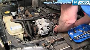 How To Replace Alternator 96-98 Pontiac Sunfire