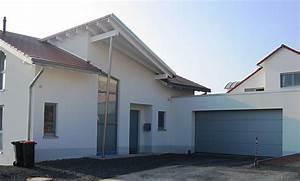 Garage Mit Pultdach : einfamilienhaus mit garage images ~ Michelbontemps.com Haus und Dekorationen