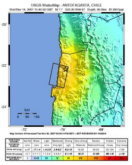 tocopilla earthquake wikipedia