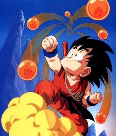 dragon ball saga serie completa de dragon ball