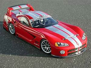 Dodge VIper GTS-R Custom Painted RC Touring Car / RC Drift ...
