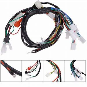 Wiring Harnes For Atv