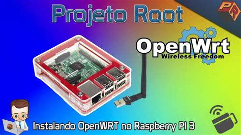 If booting from usb has been set, open cmdline.txt on internet access can be enabled by plugging the ethernet port on raspberry pi 3 to the internet router. Instalando OpenWRT no Raspberry PI 3 - YouTube