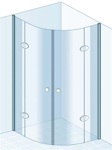 schulte garant drehfalttür schulte garant runddusche mit drehfaltt 252 ren echtglas d87360x