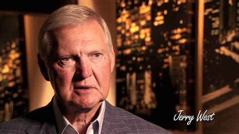 Jerry West Talks About African American Basketball