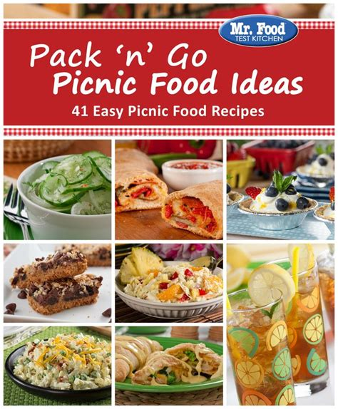 picnic snacks ideas 1000 images about free ecookbooks on pinterest easy recipes pasta sauce recipes and easy