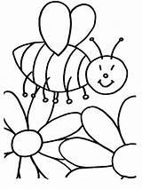Coloring Bees Realistic Printable Bee Titan sketch template