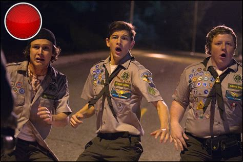 apocalypse zombie scouts guide movie juvenile campfire prepared throw flickfilosopher most sexist seen ever ve male movies