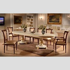 Italian Lacquered Dining Set  Traditional  Dining Room
