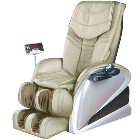 fauteuil massant chauffant shiatsu et pression d air 224 scan
