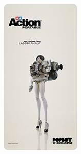 1/12th Scale Popbot Action Portable Lasstranaut will be ...