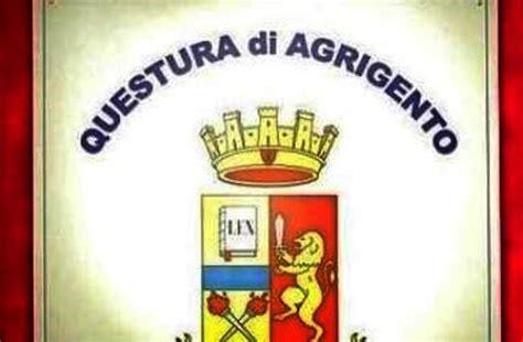 Prefettura Di Agrigento Ufficio Immigrazione by Polizia Di Stato Questure Sul Web Agrigento