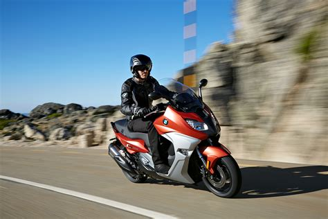 Review Bmw C 650 Sport by New Bmw C 650 Sport And C 650 Gt Maxi Scooters Bike Review
