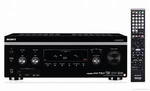 Sony Str-da4600es - Manual
