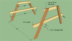 PDF DIY How To Make A Wooden Picnic Table Plans Download