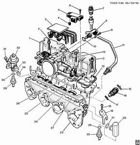 Where Can You Find A Chevy S10 Engine Diagram