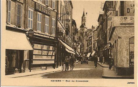 chambre du commerce nevers nevers 58 nièvre cartes postales anciennes sur cparama