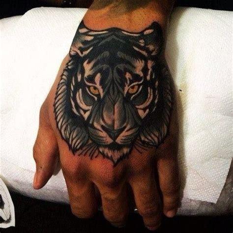 tiger face tattoos designs ideas