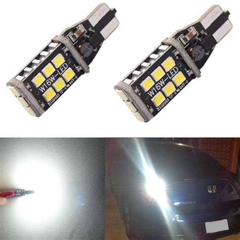 jdm astar bright white 912 921 t15 led bulb for