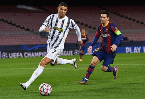 Ronaldo gets the better of old foe Messi
