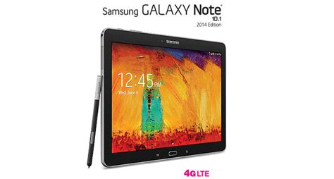 Samsung Galaxy Note 10.1 (2014 Edition) Coming At T-mobile