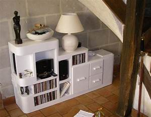 Meuble Bar Salon : meuble bar meubles en carton angers ~ Teatrodelosmanantiales.com Idées de Décoration